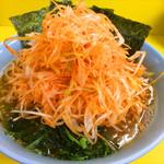 大黒家 - ネギチャーシュー麺(辛味ネギ)