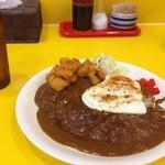 カレーハウス・ジャン - 料理写真:チキンカツカレー 580円