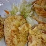 台南麺かちかち山 - ランチおかず