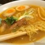 41366051 - 味玉鶏そば(味噌)