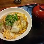 41367450 - 白金豚カツ丼(¥680)美味しいです(^.^)