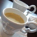 創作料理 BASARA CAFE DINING - ホットコーヒー