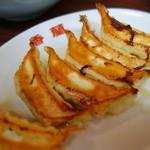 香蘭 - 焼き餃子(¥250税込み)