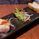 キッチンコトコト - 鍋ランチ:前菜三種盛