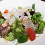キッチンコトコト - スペシャルランチ:前菜