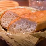 キッチンコトコト - 共通のパン