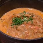 キッチンコトコト - 鍋ランチ:ロールキャベツ