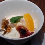 キッチンコトコト - 鍋ランチ:デセール