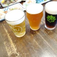おおの家 - 全国から地ビールファンが集まる地ビール好きにはうれしい当店♪ビールに詳しくなりたいそんなあなたにもぴったり!地ビールを樽生で飲めちゃいます♪