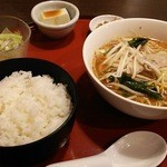中国料理 麟 - 台湾ラーメン定食
