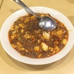 つくし - 四川麻婆豆腐のハーフ