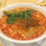 つくし - ごま風味たっぷりの担々麺