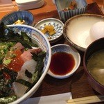 あかとら - 海鮮丼