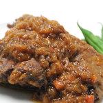 ピノサリーチェ - じっくり炒めた玉葱の旨み、ナポリ風牛肉煮