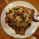 麺王翔記 - 四川回鍋肉