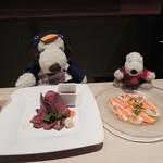 KICHIRI - 注文するお料理はどれも美味しくてとても満足 もう少し食べられそうだね~