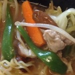 41373568 - 野菜みそラーメン 670円