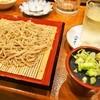 西口酒店 - 料理写真:常陸秋そば(手打ち)