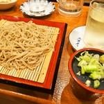 西口酒店 - 常陸秋そば(手打ち)