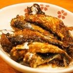 西口酒店 - イワシの甘露煮