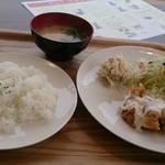 41375943 - チキン南蛮定食!