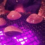 勘九朗 - 蛤網焼き