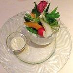 4138679 - 野菜のバーニャカウダ¥1800