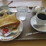 グリーンズカフェ - モーニング(2015.08)