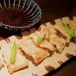 41381098 - 煮穴子の天ぷら