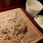 41381103 - 胡麻胡桃せいろ蕎麦