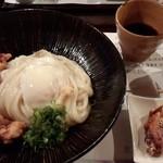 麺喰 - とり親子ぶっかけ&箸袋セット