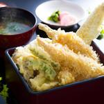浜菊 - 海鮮天ぷら重
