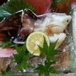 呑寄亭 - 舞鶴産トリ貝