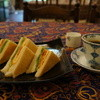 茶房陶楽庵