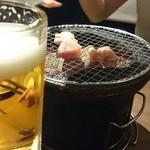 41385683 - お肉と酒!