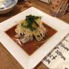 伽藍鳥 - 料理写真:鰹のタタキです!二回も注文しました!