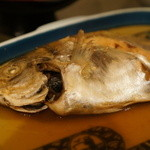昼網寿司 ほのか - 煮魚は「しず」*明石辺りでは「うおぜ」と言います、煮魚大好きです!