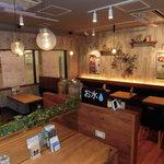 ベリーベリースープ 大阪ATC店