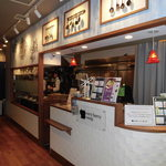 ベリーベリースープ - まずはレジにてご注文&お会計のファーストフードスタイル