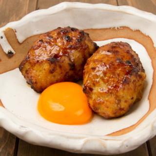 八女炭蘇地鶏を使用した料理