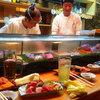 寿司よし - 料理写真:店内・カウンター席