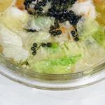 川香苑 - 大海老の煮込み生山椒油仕立てアップ