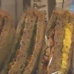 41392096 - 美味しいサンドイッチ