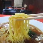 大陸 - 麺リフト
