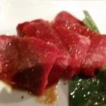 和牛焼肉食べ放題 肉屋の台所 - 牛ロース