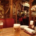ゼスト キャンティーナ - 生ビールで乾杯!