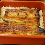 Ginzakandagawa - 鰻重