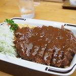 お食事処 ふの - カツライス(850円)