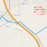 ほたる - 店舗案内地図