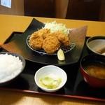 さかぐら - 料理写真:2015年7月 ヘレ五切れランチ【税込1598円】